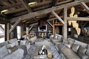 Modern Rustic Home Decor Chic Modern Rustic Chalet In The Rh 244 Ne Alpes Idesignarch Interior Design Architecture