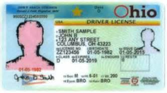 new ohio driver s license and i d cards rolled out wkbn com