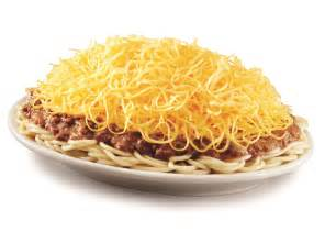 Green Chile Kitchen - skyline chili 3 way american food roots