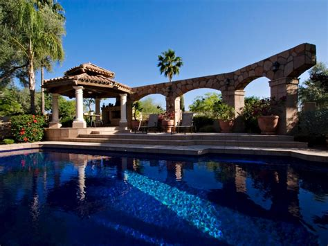 mediterranean pools mediterranean inspired swimming pools hgtv