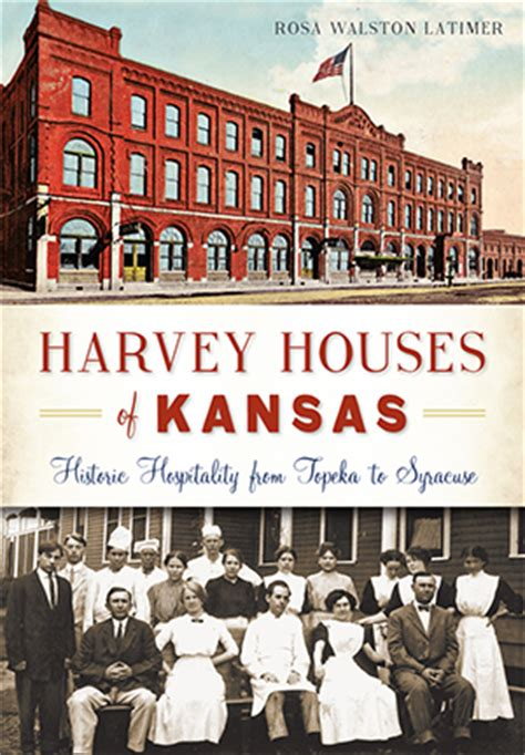 harvey house books