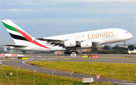 emirates a380 philippine flight network emirates