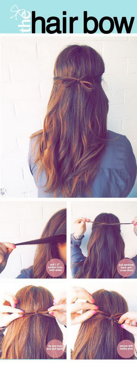 hairstyles for long hair do it yourself easy do it yourself hairstyles for long hair