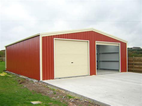 steel car garages adaptable steel buildings scotland