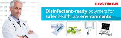 design for the environment disinfectants eastman showcases disinfectant ready polymer at md m west