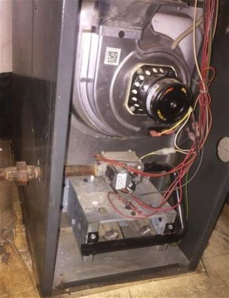 goodman gas furnace pilot light goodman furnace not igniting pilot issue doityourself