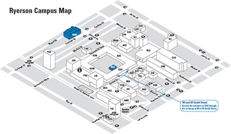 Men Arena Floor Plan hours amp location the official site for ryerson