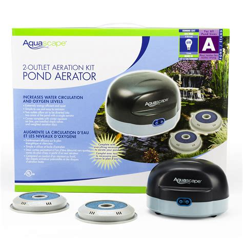 aquascape pond aerator aquascape pond aeration kits aquascapes