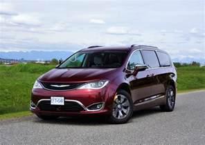 Chrysler Hybrid Vehicles 2017 Chrysler Pacifica Hybrid Platinum The Car Magazine