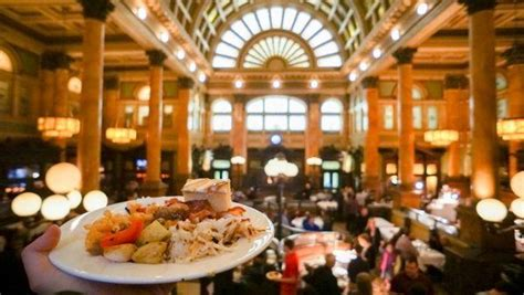 Brunch At The Grand Concourse A Pittsburgh Tradition Pittsburgh Brunch Buffet