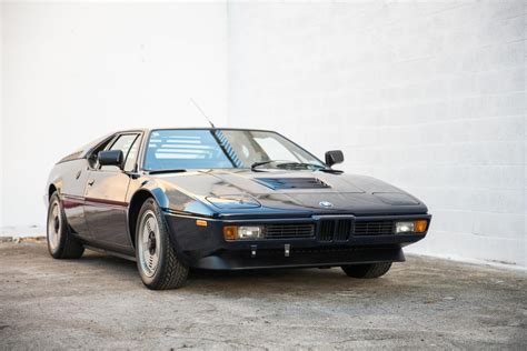 Bmw M 1 by For Sale Stunning 1981 Bmw M1 Worth The Steep Price
