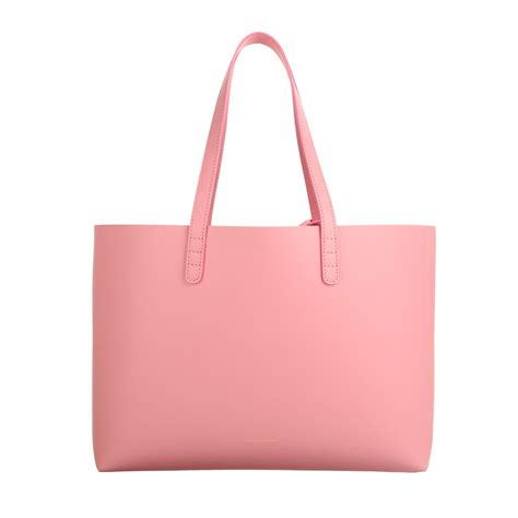 Tote Bag Mansur Gavriel by Mansur Gavriel Tote Bag In Pink Lyst