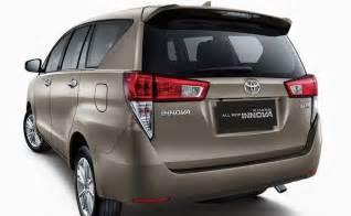 Innova Toyota Toyota Innova 2017 Carsfeatured