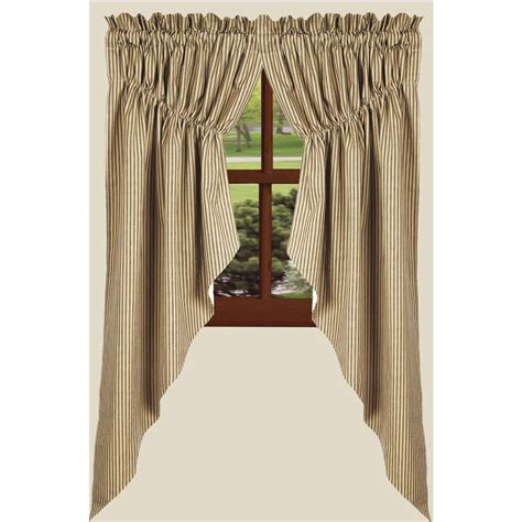 gathered swag curtains curtains cobblestone cottage lt moses willard