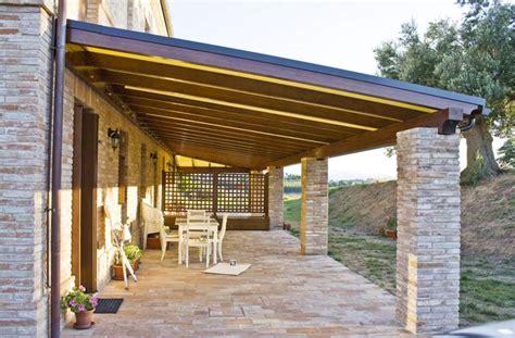 tettoia veranda veranda e tettoia abusiva non valgono per la distanza