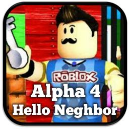 aptoide roblox hello neighbor roblox alpha 4 guide 1 0 download apk for