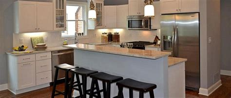 two level kitchen islands with breakfast bar kitchen