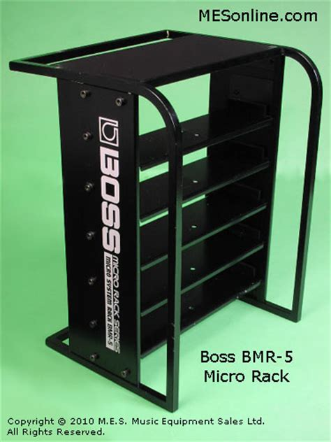 Return To Rack by 1980 S Bmr 5 Micro System Half Rack Stand