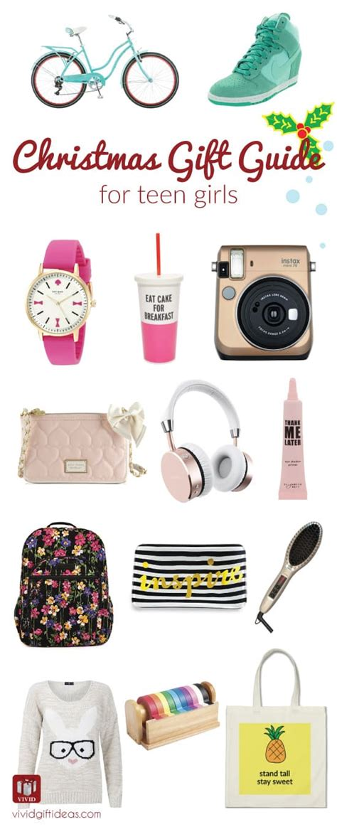 holiday gift guide what to get for teen girls vivid s