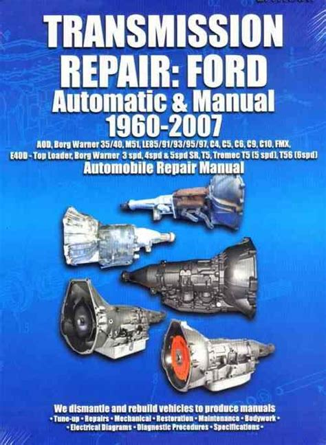 download ford lincoln all models service repair manuals service manual pdf 2007 ford e250 transmission service repair manuals ford van manual