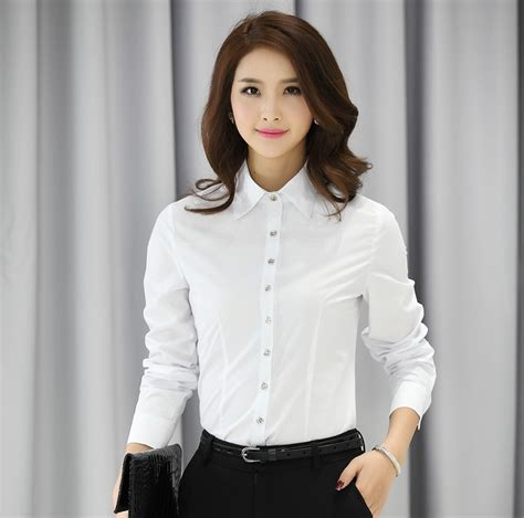 Hoodie Reigns Roffico Cloth autumn business blouses shirts tops blusas femininas clothes office work