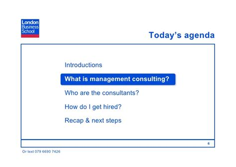 Mba Strategy Consulting by 2010 Intro To Consulting Mba