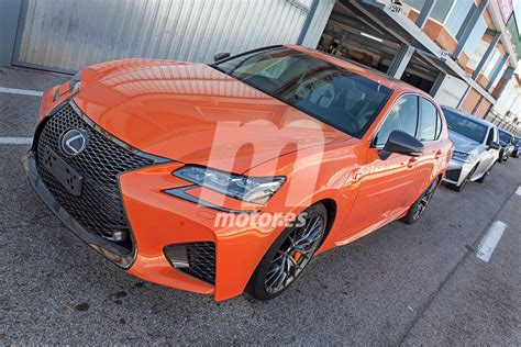 gsf lexus orange 2016 lexus rc f product information and 63 745 pricing