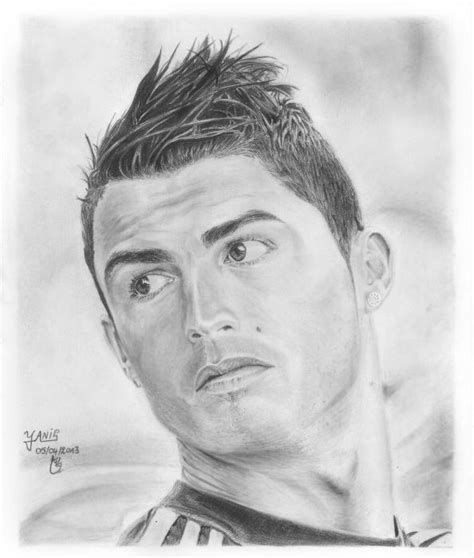 dessin de foot de ronaldo coloriage204 coloriage de cristiano ronaldo