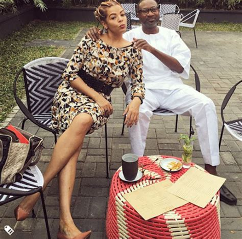 femi otedola chills with his stunning photos
