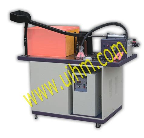 induction heating rod pneumatic auto feed induction rod forging system united induction heating machine limited of china