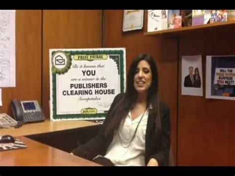 Is The Pch Prize Real - real pch prize patrol warns don t be fooled by pch scams youtube