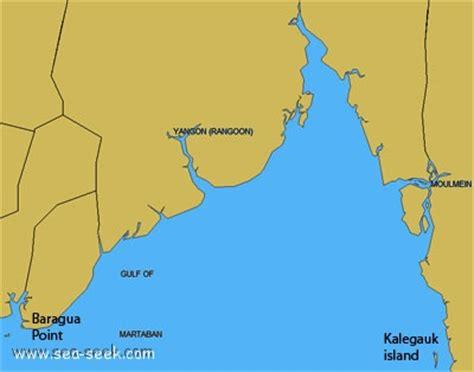 gulf of martaban (burma)