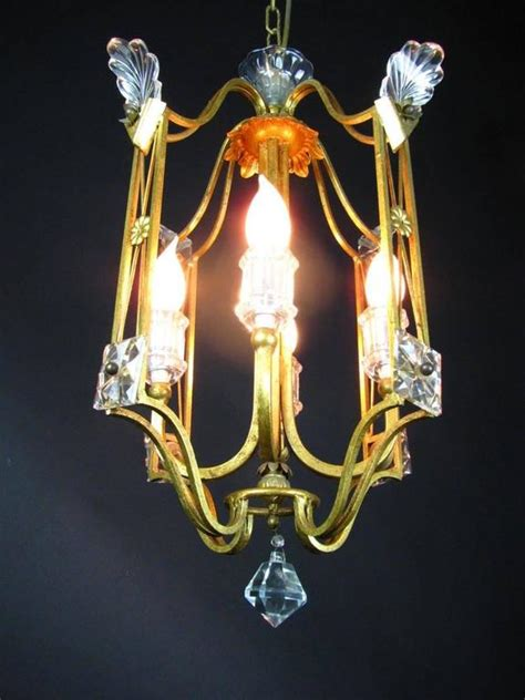 banci firenze banci firenze and leaf gilded iron cage four light