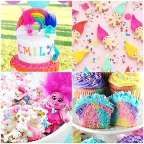 decoracion trolls invitaciones infantiles e ideas para decorar un cumplea 209 os