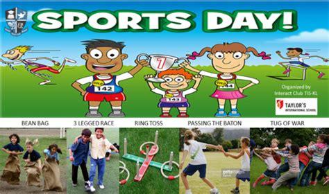 sports day cartoon     carwadnet