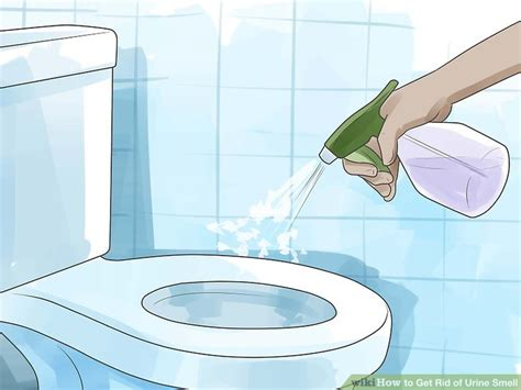how to get rid of urine smell 4 ways to get rid of urine smell wikihow