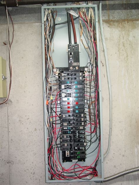 electrical service panels and homeowner safety
