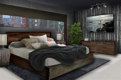 mens bedroom furniture home design