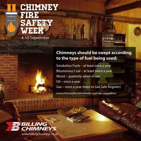 Chimney Safety Week 2017 - chimney sweep billing chimneys