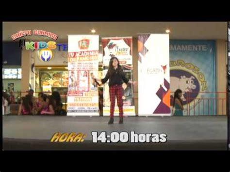 nathalia finalista 19 nathalia fernandez finalista canta conmigo kids youtube
