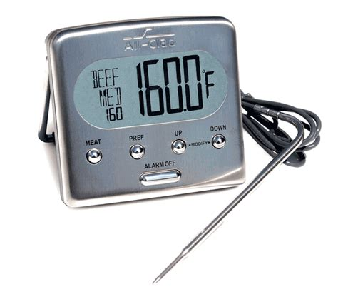 Termometer Oven Digital all clad oven probe thermometer on sale free shipping us48