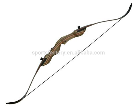Arrow Fiber Glass Untuk Busur 15 40 Lbs 45 archery wood bow with 60 quot length laminated type recurve bow alibaba trade assurance buy