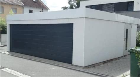 garage kosten isolierte fertiggaragen iso garagen doppelgarage