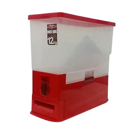 Maspion Rice Box jual maspion mrd 12 rice box 12 kg harga kualitas terjamin blibli