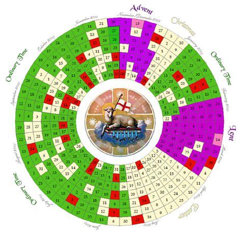 printable liturgical year calendar printable liturgical calendar search results new