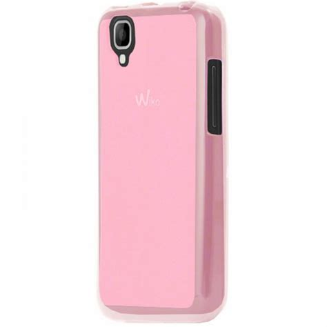 themes mobile wiko coquediscount coque silicone rose transparent pour wiko sunset