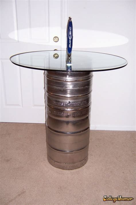 Keg Table by 1000 Images About Crafts On