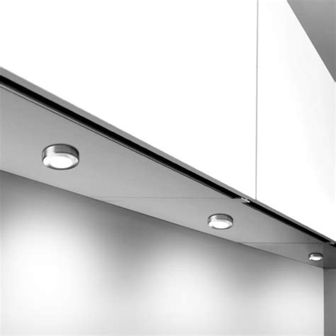 led kitchen cabinet downlights sirius high output led surface mounted under cabinet