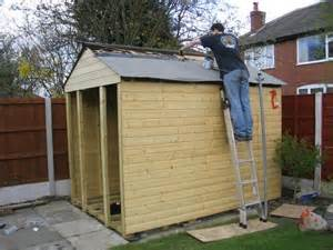 photos of shed roof