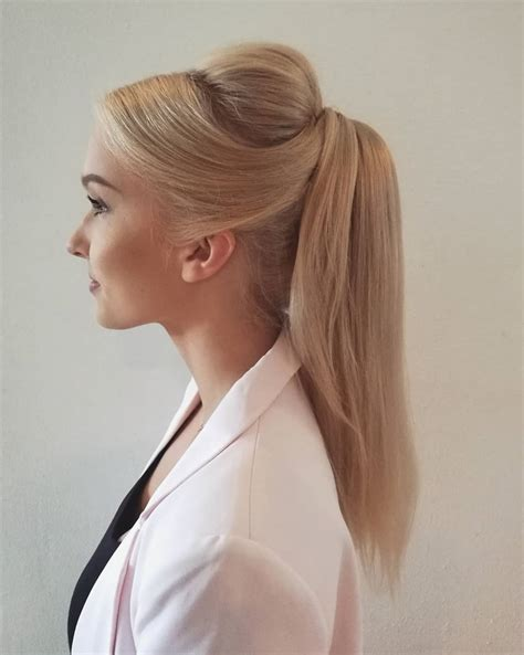 10 creative ponytail hairstyles for hair summer